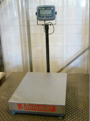 Ohaus Defender 3000 Series Bench Scale D31p150bx