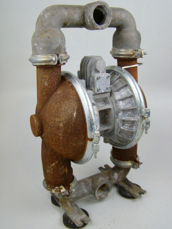 """Wilden 2"""" Air Operated Double Diaphragm Pump  KD34-300"""