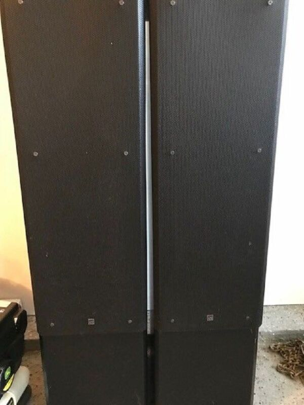ADS L1290 High Fidelity Tower Speakers