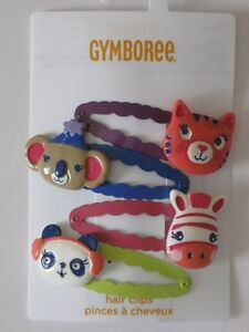 Gymboree Hair Clips New Girls Accessories Many lines Nwt