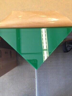 Translucent Green Acrylic Plexiglass 18 X 8 X 12 Plastic Sheet