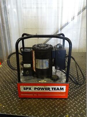 Spx Power Team  Hydraulic Pump Power Pack No. 5979 No. 5979