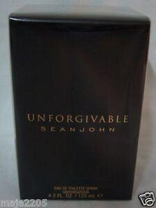 Sean John Unforgivable 125 ml Eau de Toilette Spray, Neu/Folie
