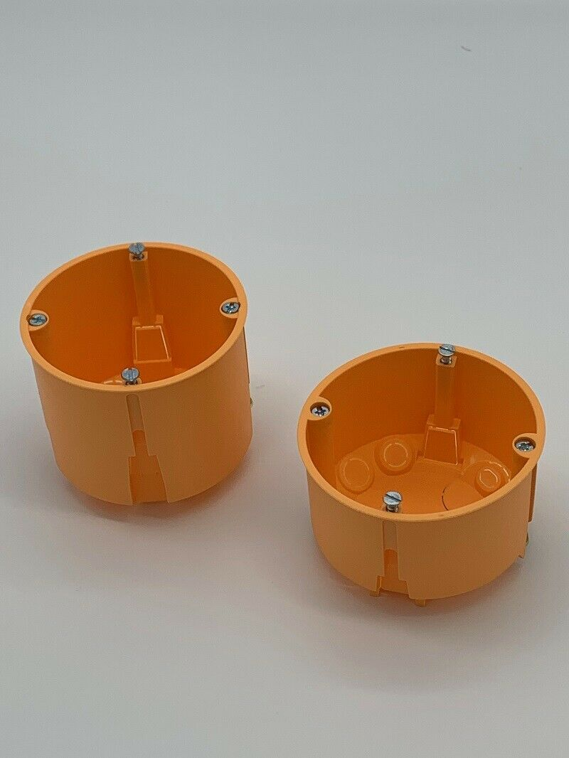 D=60mm UP Gerätedose 45mm tief 25 x F-Tronic Dose