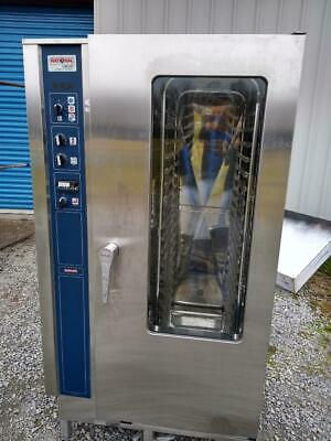 Rational Model Cos-201 Electric Combi Oven  Parting Out
