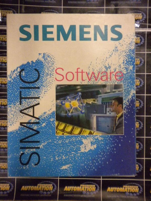 SIEMENS, 6ES7810-4CC06-0YX4,SOFTWARE STEP7 UPGRADE V3 V5.1 TO V5.2