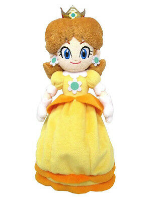 Super Mario Bros Mario Daisy Princess Plush Doll Figure Soft Toy 7 inch US SHIP](Mario Brothers Princess Daisy)