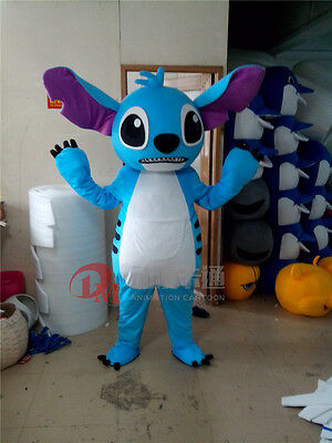 Lilo Dress For Adults (Lilo&Stitch Plush Mascot Costume Cosplay Halloween Party Fancy Dress For)