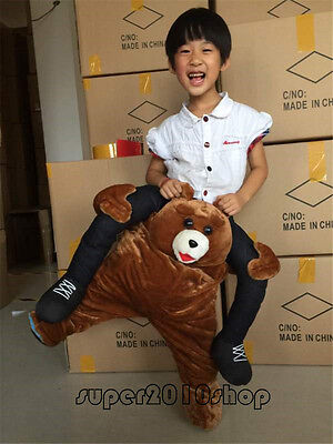 Teddy Bear Suits Mascot Costumes 2018 Kids Suit Fancy Dress Party Unisex Cosplay