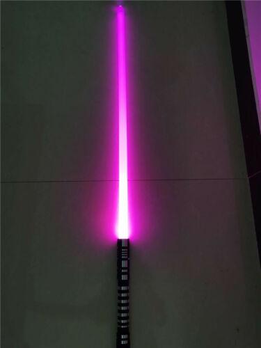 Star Wars Lightsaber Sword Dueling Force Purple Blade Jedi M