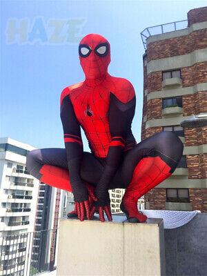Spider-Man: Weit weg von zu Hause Cosplay 3D Zentai Cosplay Kostüm - Zu Hause Halloween Kostüm