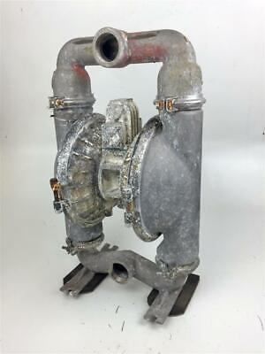 Wilden 2 Stainless Diaphragm Pump M8 316-ss