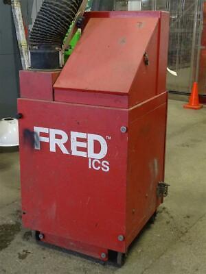 Trion Welder Fume Collector Media Air Cleaner H.p 1.5 120v Fredics 1.5