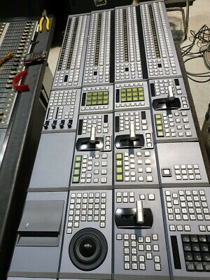 Sony CCP-8000 control panel and Sony model MKS-8010A pulled from working environ