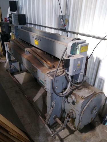 """Wysong 1460 14 Gauge x 60"""" Mechanical Shear"""