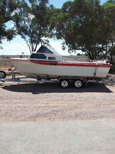 Nereus Boat. 6 mtre .   Commercial in Survey. 2C .3C. Redlynch Cairns City Preview