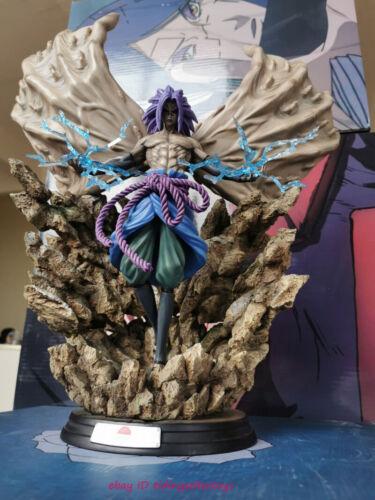 Naruto Uchiha Sasuke 日の呪印 Resin 1/6 Statue Figurine Painted GK Recast Model