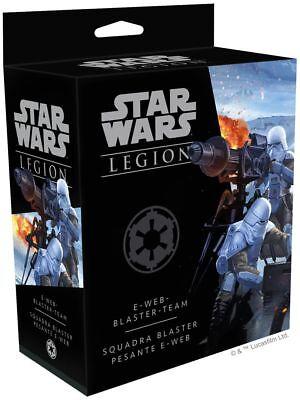 Weben Erweiterungen (Star Wars Legion E-Web Blaster Team Erweiterung (Deutsch/Italienisch) Imperium)