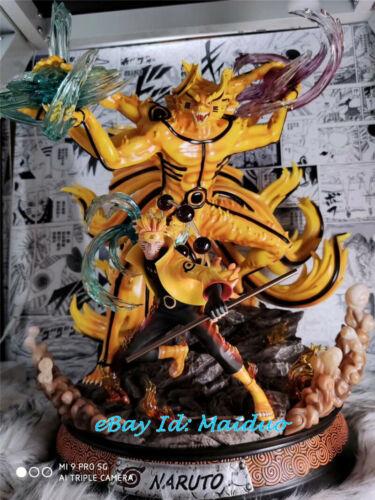 Uzumaki Naruto Statue GK Resin Figurine Not TOP Studio Model Presale