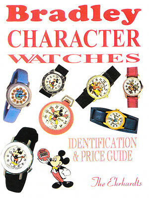 Roy Ehrhardt Estate CD PDF IN FULL COLOR Bradley Character Watches & Clocks