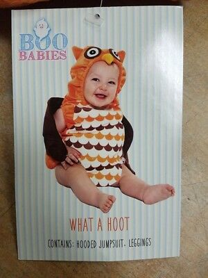 Boo Babies Halloween Costumes - USE DROP DOWN FOR ANIMAL & SIZE TRICK OR TREAT