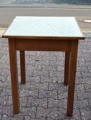 Frankfurter TISCH KÜCHENTISCH Art Deco Shabby Tisch sehr stabil  * 60 x 60 cm *