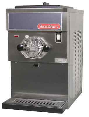Saniserv Model 401 Soft Serve Machine Brand New Free Shipping