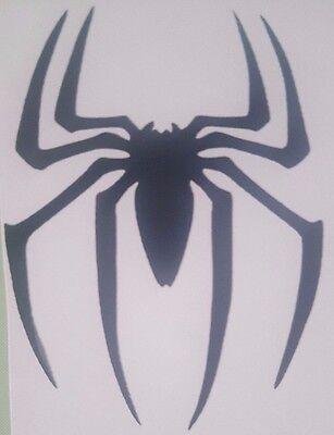 Spider-Man Logo Sticker Vinyl Decal Choose Size/Color](Colorful Spider)