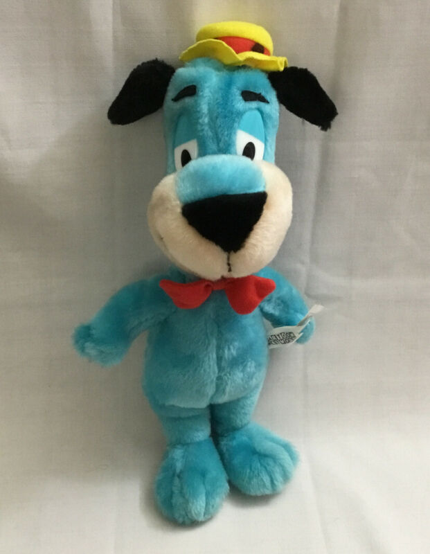 "2001 Cartoon Network Hanna Barbara Huckleberry Hound 15"" Plush"