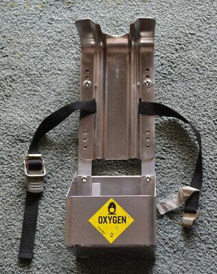 Ferno Oxygen Bottle Holder W Wall Mount Oxygen Tank Holder O2 Tank Oxygen