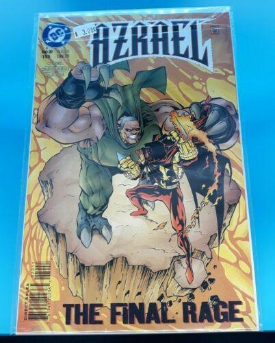 AZRAEL #20 DC Comics 1996 THE FINAL RAGE