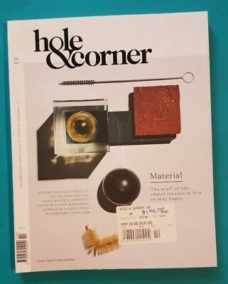 hole & corner UK 14/2017 Celebrating Craft Beauty Passion and Skill english 1A