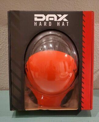 Lift Safety Dax Fifty 50 Hard Hat Carbon Fiber Cap Orangeblack Hdc50c-19oc