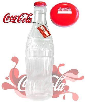 Oficial 2FT Coca Cola Plástico Ahorro de Dinero Botella Hucha Gigante