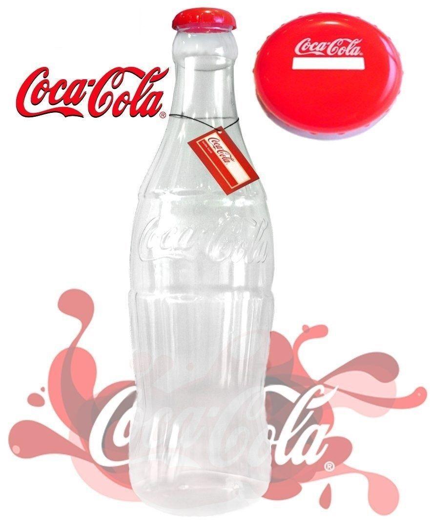 Giant Coca Cola Money Bottle 2 FT Plastic Bottle Saving Coin Piggy ...