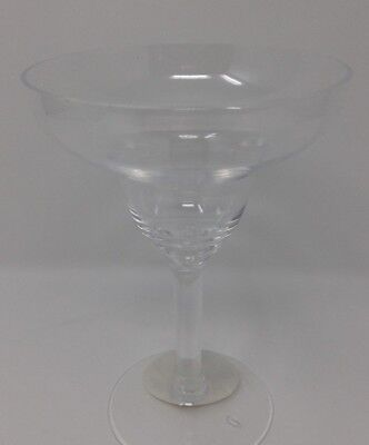 Plastic Margarita Cocktail Glasses Clear Disposable Party BBQ Buffet Cheap! - Cheap Disposable Glasses