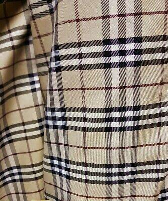 Original Burberry fabric material genuine trench coat NOVA Fabric 150cm wide