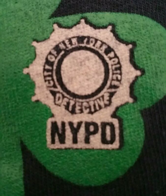 NYPD New York City Police Department NYC T-Shirt Sz XL NEW