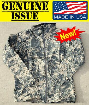 Genuine US military Level 4 ACU wind jacket medium regular usgi army gen 3 -