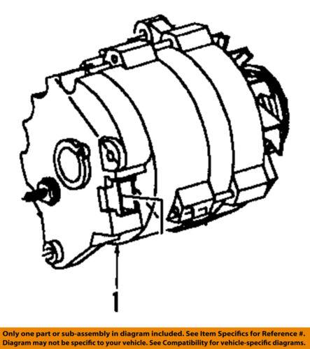 Used Saturn Alternators And Generators For Sale