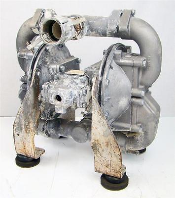 Sandpiper Aluminum Diaphragm Pump 93553 2 Inout Hdf2-db6a