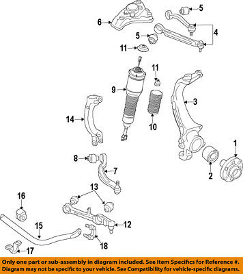 AUDI OEM 09-16 Q5 Lower Control Arm-Front-Bushings 8K0407182B