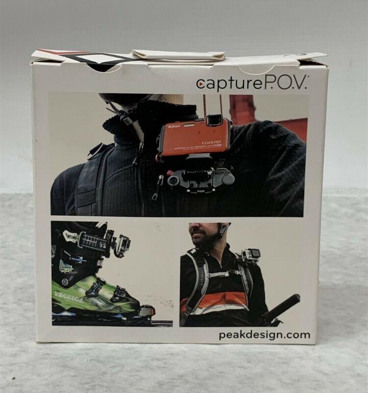 Peak Design Capture P.O.V. Action Camera Mount, CPOV-1