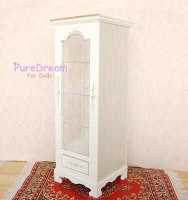 1:6 Furniture Display Cabinet Showcase For Barbie Blythe BJD Dolls Limited