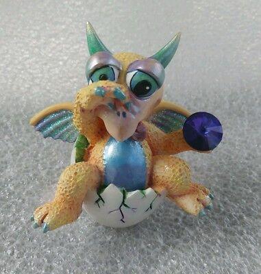 Franklin Mint Mood Dragon Stinky Limited Edition