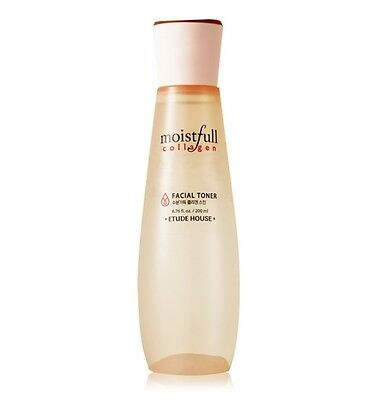 *ETUDE HOUSE* Moistfull Collagen Facial Toner 200ml (New)  -Korea cosmetics