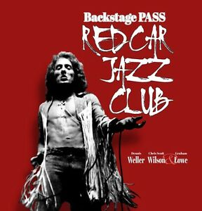 Redcar Jazz Club Hard Backed Book (NEW ) great photos both Rock and Jazz,