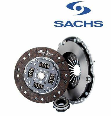 3000384001 SACHS 3 Piece Clutch Kit+ Bearing VW GOLF PASSAT CORRADO 2.8 2.9 VR6