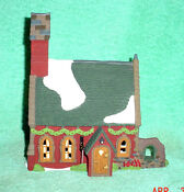 Dept 56 Dickens Village Church