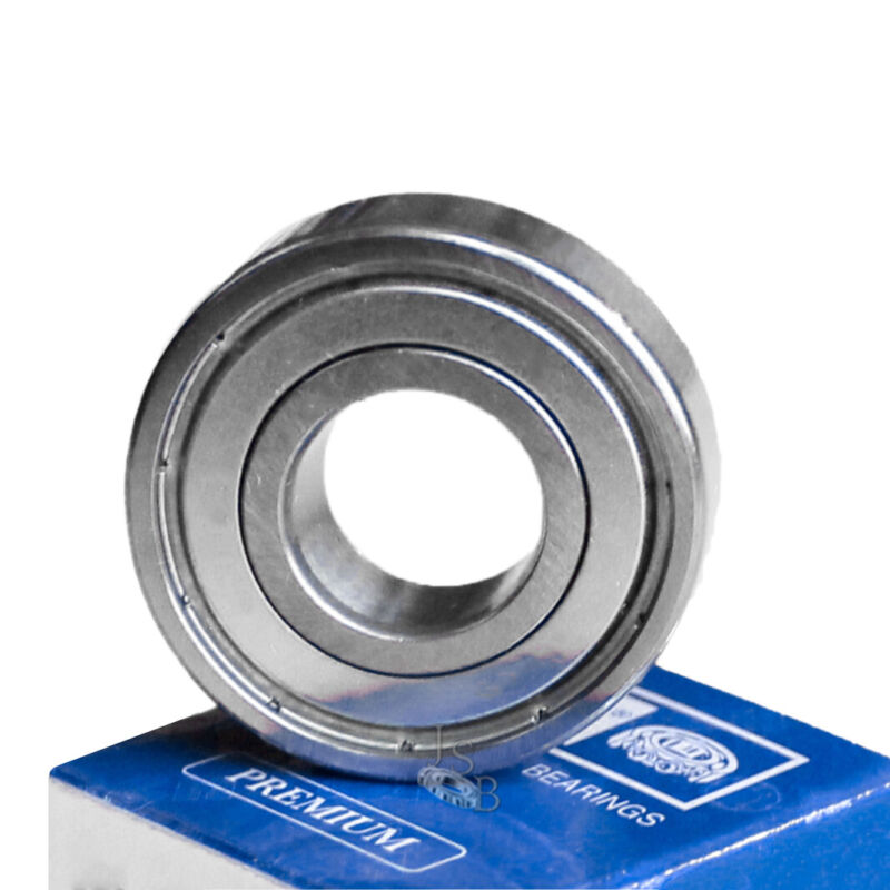 (Qty. 10) 625-ZZ C3 EMQ Premium Shielded Ball Bearings ABEC-3 5x16x5 625Z